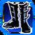 Icon Feet 004 Blue