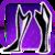 Icon Feet 003 Purple
