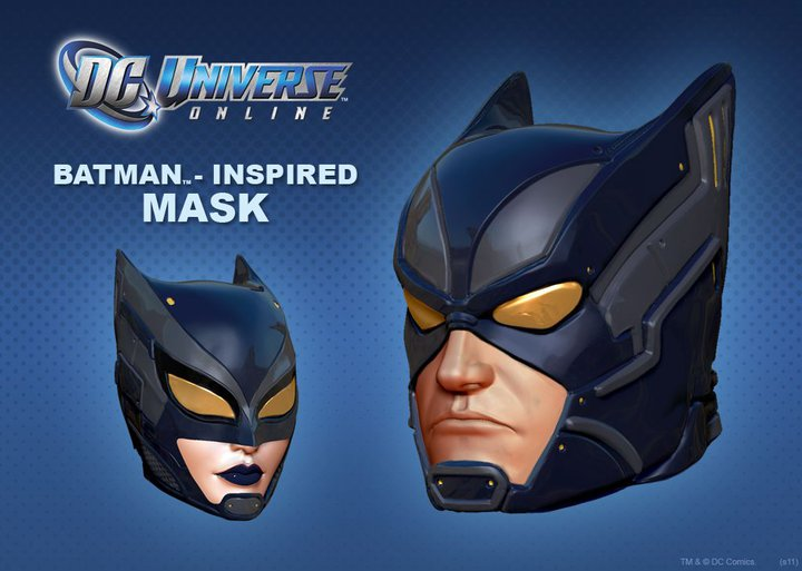 Batman Inspired Mask Dc Universe Online Wiki Fandom Powered By Wikia