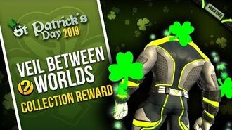 """DCUO """"Veil Between Worlds"""" Collection Reward St Patrick's Day Event 2019"""