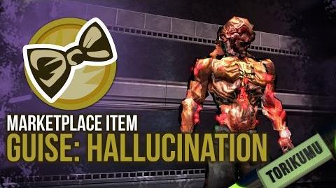 DCUO Guise Hallucination Marketplace Trinket - DC Universe Online