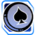 Icon Emblem 004 Blue
