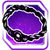 Icon Waist 007 Purple