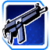 Icon Dual Pistol 001 Blue