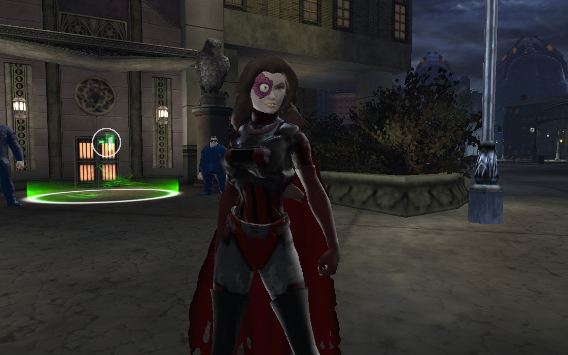 Two Face Inspired Mask Dc Universe Online Wiki Fandom Powered By