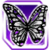 Butterfly Wings - Purple (Icon)