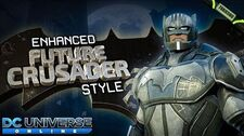 DC Universe Online Enhanced Future Crusader Style (Inspired by Future Batman)
