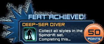 Feat - Deep-Sea Diver