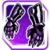 Icon Hands 008 Purple