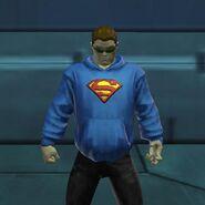 SupermanHoodieMale