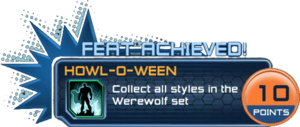 Feat - Howl-O-Ween