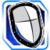 Icon Shield 005 Blue