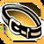 Icon Waist 009 Gold