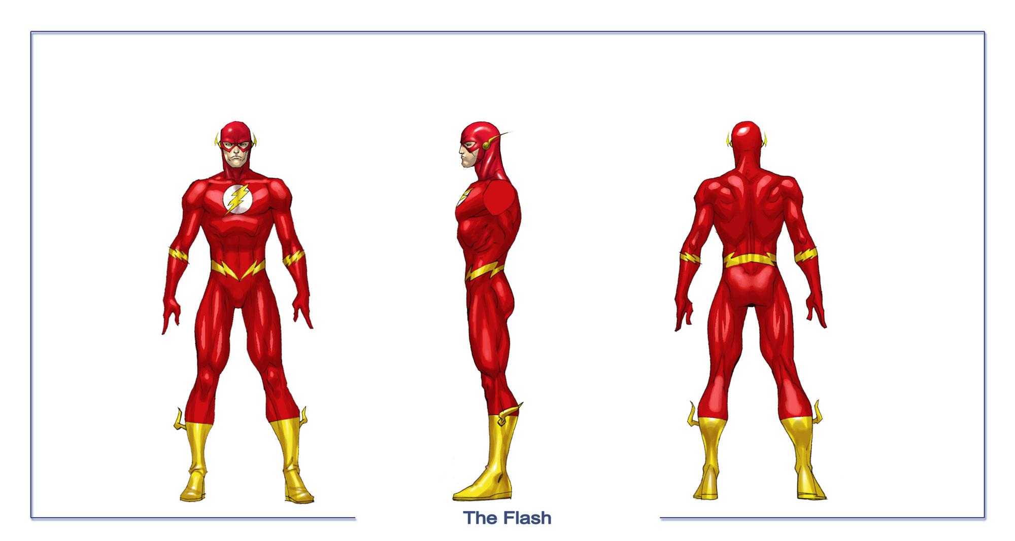 Image The Flash Bodyg Dc Universe Online Wiki Fandom