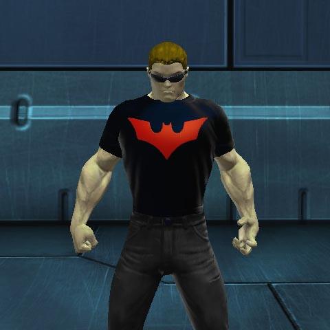 Batwoman T Shirt Dc Universe Online Wiki Fandom Powered By Wikia