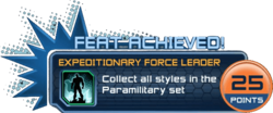 Feat - Expeditionary Force Leader