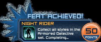 Feat - Night Rider
