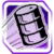 Icon Barrel Purple