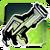 Icon Rifle 007 Green