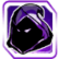 Icon Head Hood 001 Purple