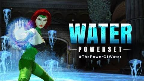 Water Powerset Now Available! OFFICIAL TRAILER