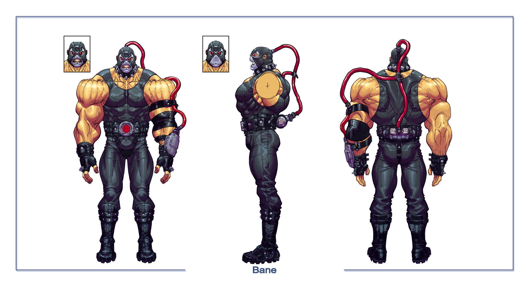 Bane S Rageblind Belt Dc Universe Online Wiki Fandom Powered By