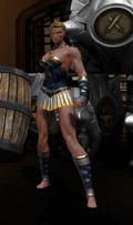Damali the Royal Quartermaster (Vendors)