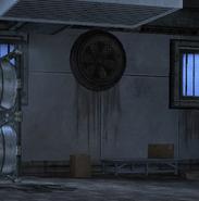 Factory Wall Fan (The Hunt)