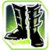 Icon Feet 004 Green