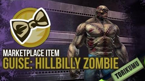 DCUO Guise Hillbilly Zombie Marketplace Trinket - DC Universe Online