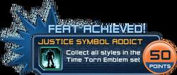 Feat - Justice Symbol Addict