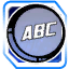 Icon Emblem 005 Blue