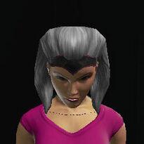 Crown of the Noble Warrior schoolgirl