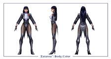 Zatanna body color