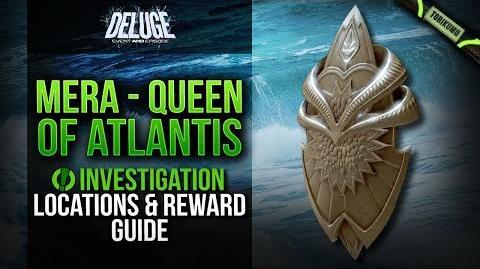 Mera - Queen of Atlantis (Investigations)
