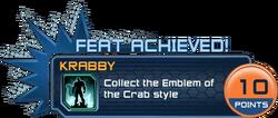 Feat - Krabby