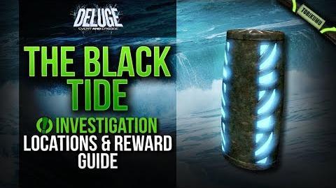 The Black Tide (Investigations)