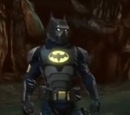 GCPD Batman