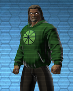 Martian Manhunter Hoodie Male