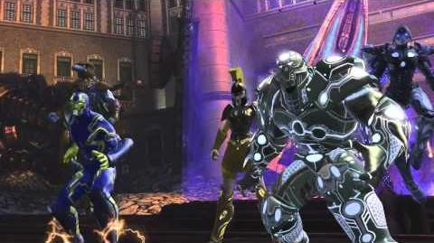 "DC Universe Online - ""Battle For Earth"" Trailer"