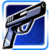 Icon Dual Pistol 004 Blue