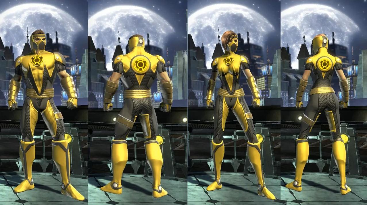 Sinestro Corps Dc Universe Online Wiki Fandom Powered By Wikia