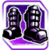 Icon Feet 005 Purple