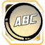 Icon Emblem 005 Gold
