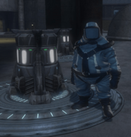 Mister Freeze Goon Disguise (Type 1)