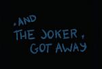 Batman Jingle Line 4