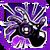 Icon Hand Blast 008 Purple