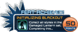 Feat - Initializing Blackout