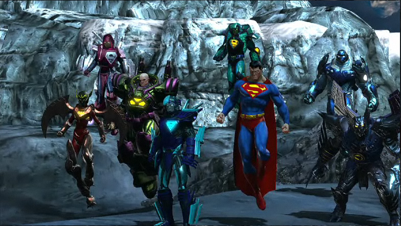 Iconic Battle Suits Dc Universe Online Wiki Fandom Powered By Wikia