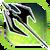 Icon Staff 011 Green